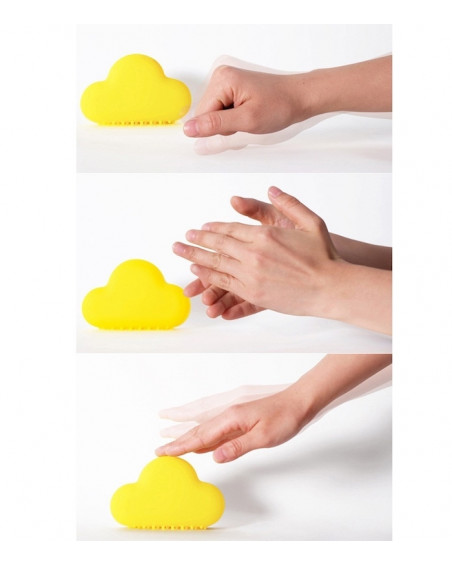 Veilleuse sans fil Cloud by Muid