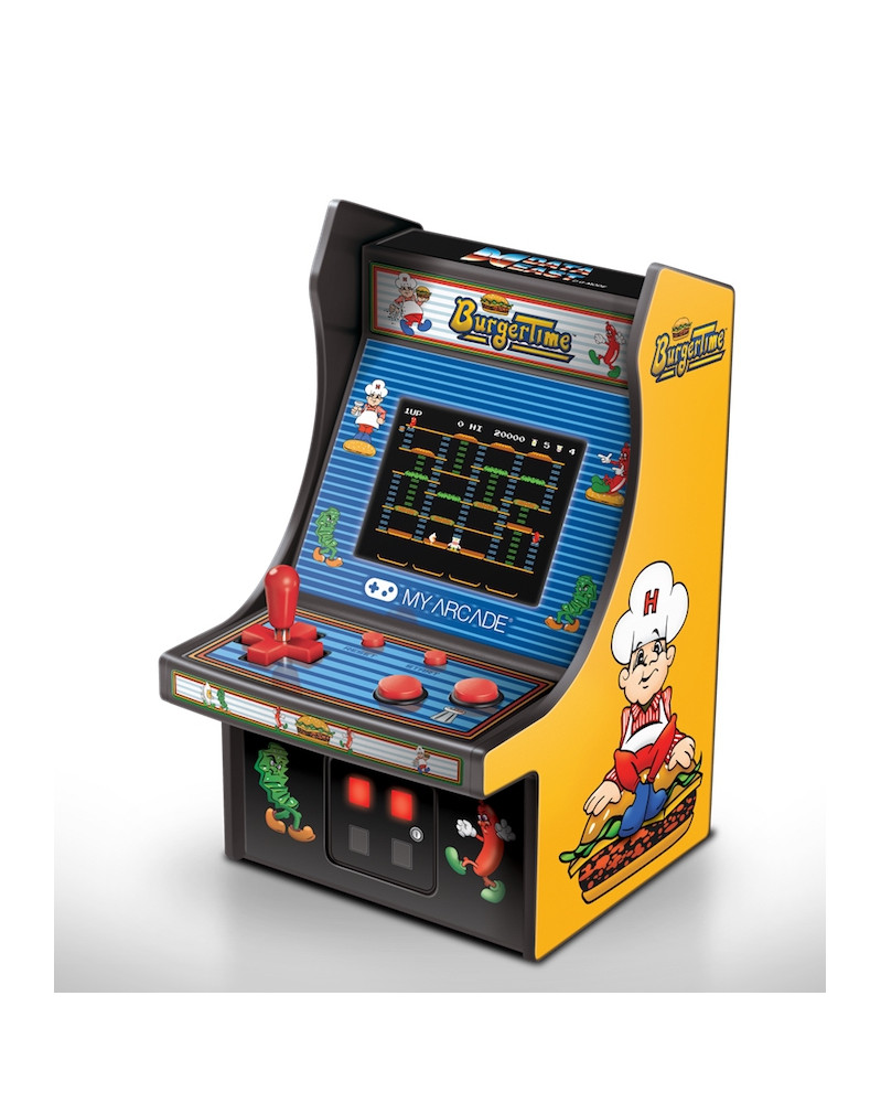 Micro Player My Arcade BURGERTIME