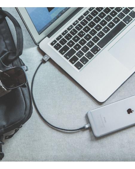 Câbles premium JUICIES+ pour iPhone