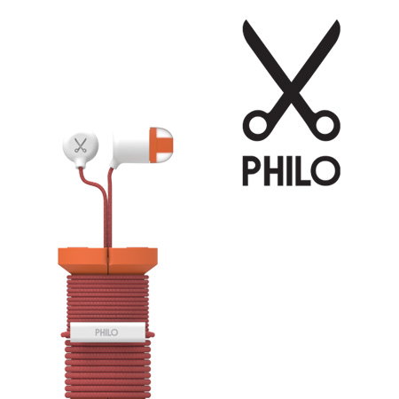 Philo Cables, Earphones