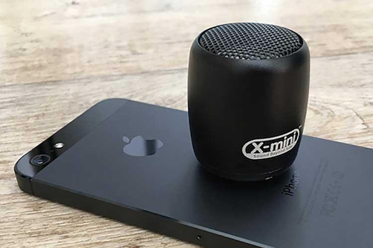 Enceinte Click Ultra Portable de Xmini