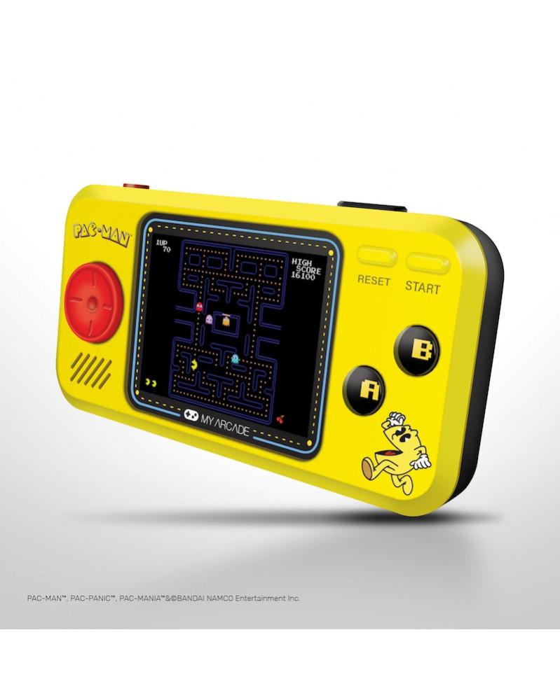 Console de poche PAC MAN 3 jeux inclus