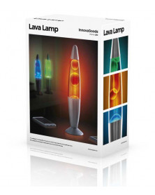 Lampe Magma Lava à LED by InnovaGoods