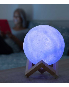 Moondy Moon Lampe à LED by InnovaGoods