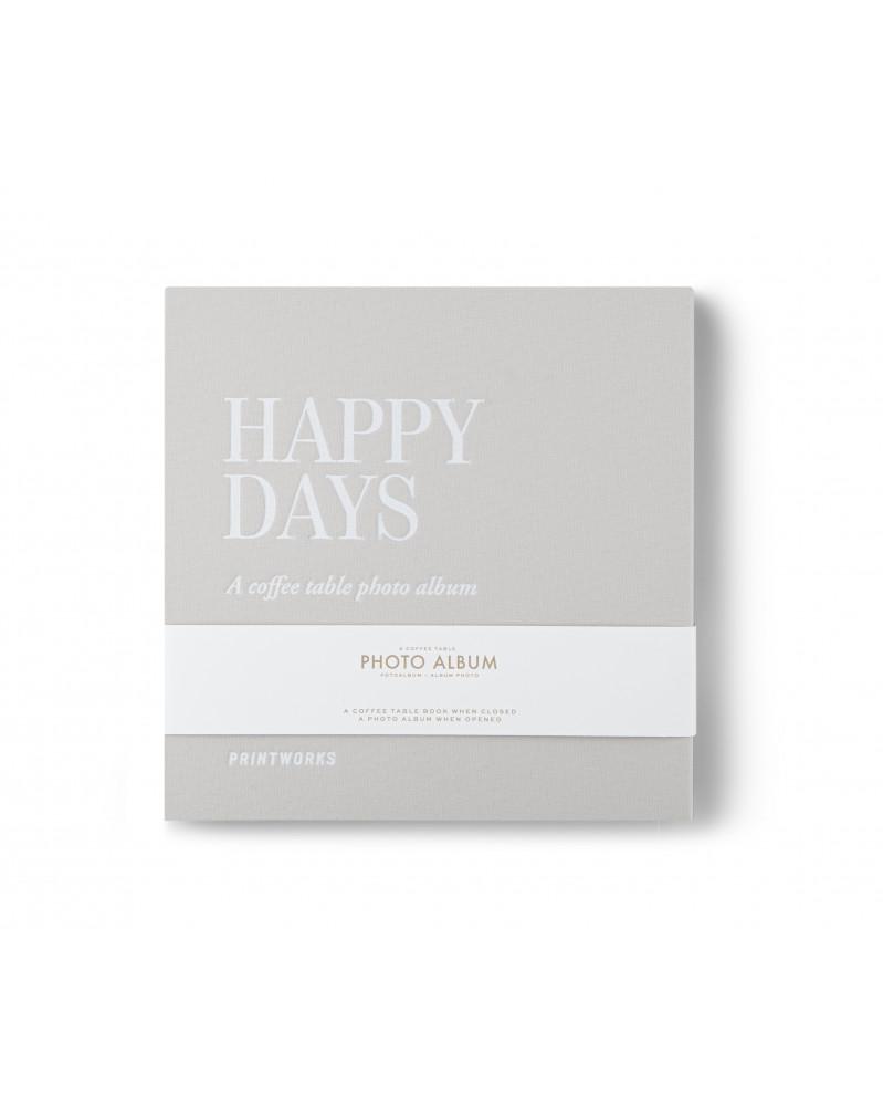 Album Photo - Happy Days