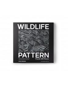 Puzzle Abeille - Wildlife Pattern
