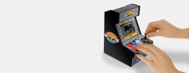 My Arcade distribution